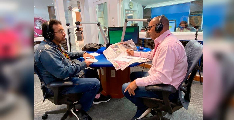 Desarrollo. El nuevo representante del IMSS Morelos, José Miguel Ángel Van-Dick, habló de los planes de crecimiento del instituto en la entidad.
