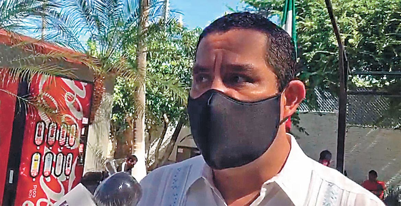 Revisa Alejandro Encinas tema de las fosas en Jojutla