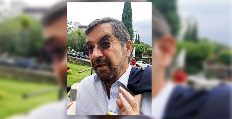 Juan Ramón de la Fuente Ramírez, ex rector de la UNAM y ex secretario federal de Salud