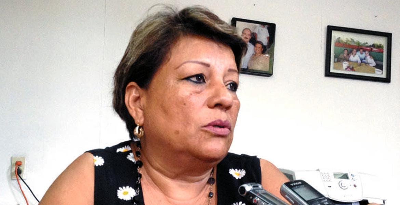 Leticia Castro Balcázar, secretaria del SUTSPJ.