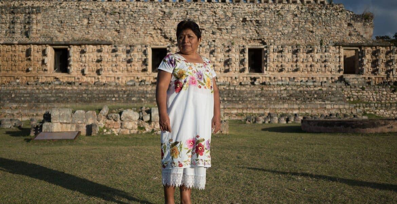 Leydy Aracely Pech Martín, indígena maya, ganó el 'Premio Nobel' del medioambiente
