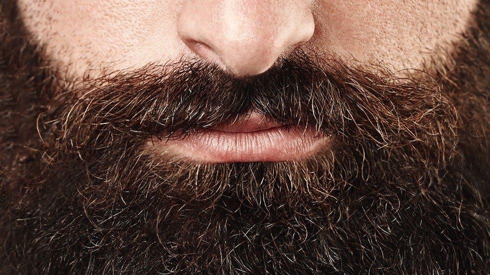 La barba larga podría aumentar el riesgo de contagio de coronavirus