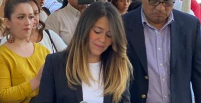 Las mujeres debemos vivir libres de violencia: Orquídea Álvarez