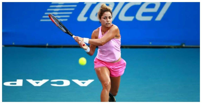 La tenista mexicana Renata Zarazúa pasa a la segunda ronda del Roland Garros