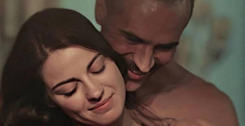 Las escenas eróticas de Maite Perroni que están en boca de todos