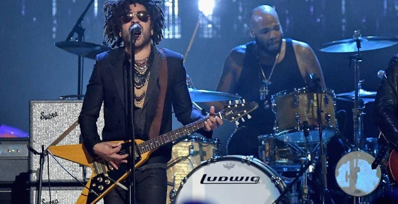 Lenny Kravitz ofrecerá conciertos en México en 2018