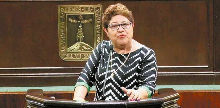 Leticia Beltrán, diputada