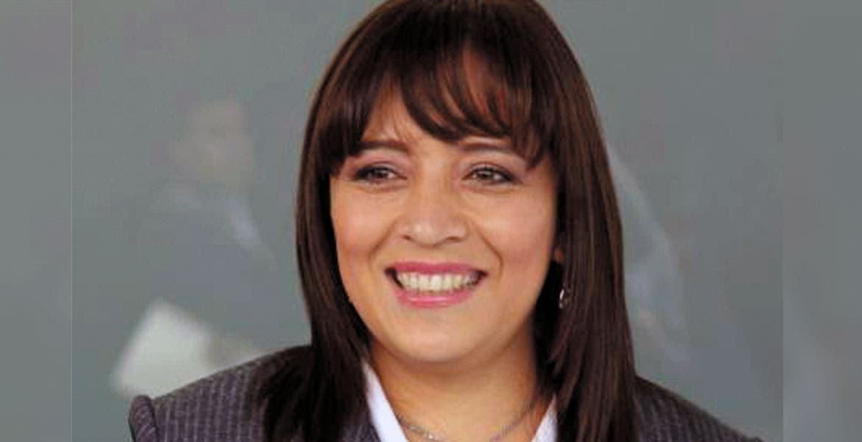 Lisbeth Hernández, senadora por Morelos