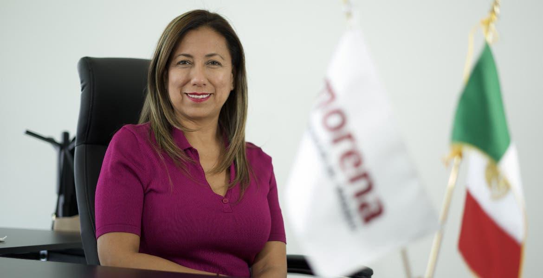 Llama la diputada Alejandra Flores a aprobar reforma de paridad de género