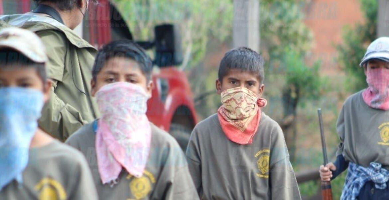 Los nuevos soldados: niños contra sicarios en Guerrero