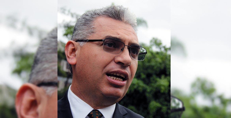 Lucio Hernández Gutiérrez, coordinador de Reinserción