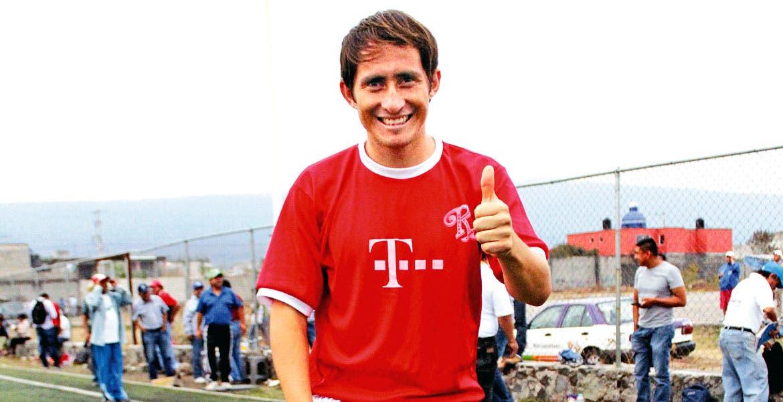 Revancha. Jorge se quedó cerca de ganar la Copa hace unos años.