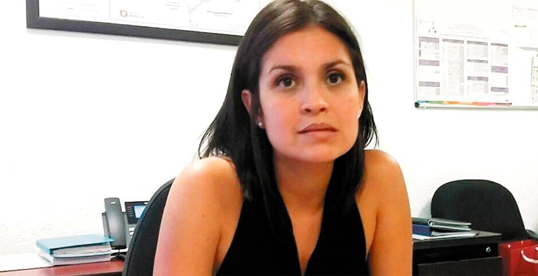 La directora de los Servicios de Salud de Morelos (SSM), Giorgia Rubio Bravo