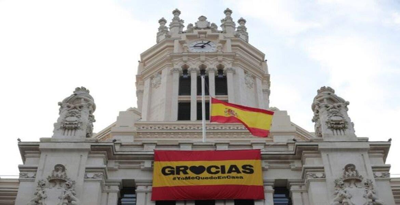 COVID-19: España decreta 10 días de luto nacional