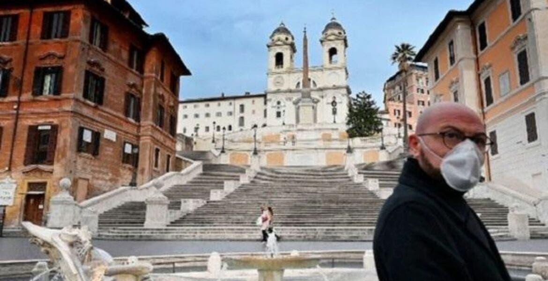 Más de 24 mil pacientes con Coronavirus en Italia