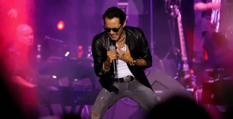 Marc Anthony se disculpa por concierto cancelado y dará uno gratis en YouTube