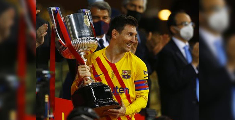 Messi, máximo goleador de las finales y cuarto de la historia de la Copa