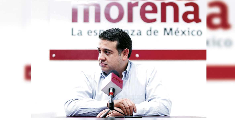Existen partidos empeñados en afectar a los millones de mexicanos con aprobación que representan un retroceso.- Miguel Lucía Espejo, presidente de Morena