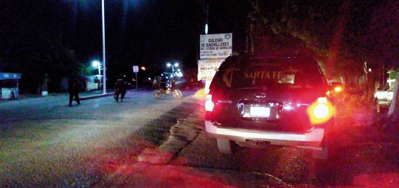Disparan contra mototaxi en Morelos; matan a mujer y a su bebé