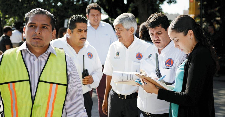 Conocimientos. Industriales sugieren que los encargados de Protección Civil en los municipios tengan experiencia en el sector.