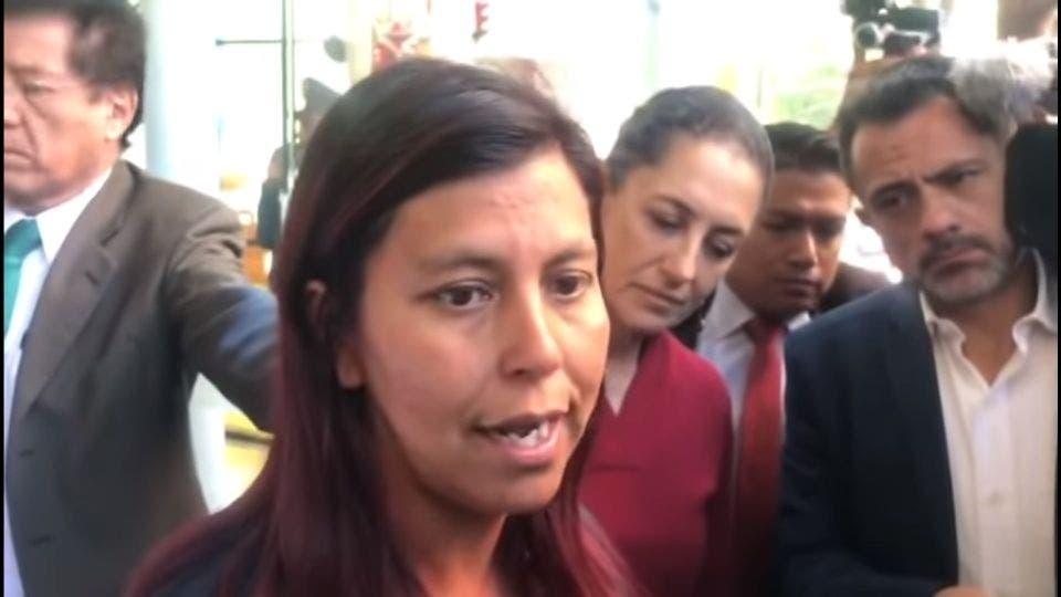 Madre de Fátima reconoce a presunto asesino de su hija