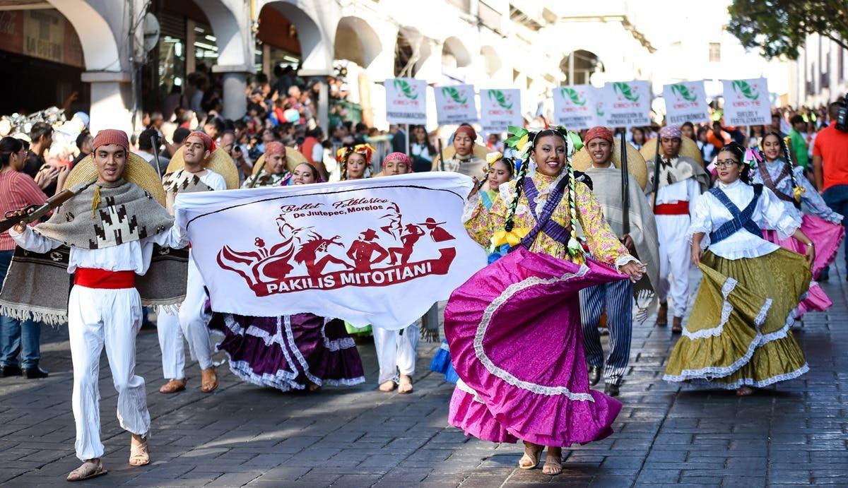 Mañana hay desfile: checa cuáles calles se cerrarán en Cuernavaca