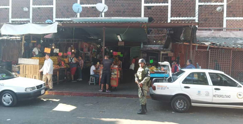 Mantienen seguridad en el mercado ALM durante contingencia por COVID-19