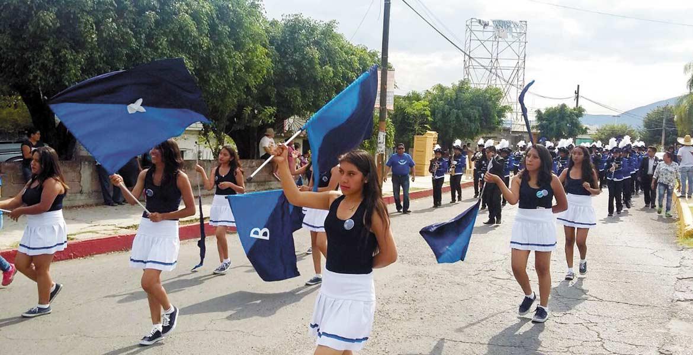Bandas musicales 'Marching Band' recorrieron las calles de Yautepec, como parte del evento que año con año se realiza. Al evento grupos de Cuautla, Tepalcingo, Tlalquiltenango y Tepoztlán; al igual que de los estados de Veracruz, Puebla, Estado de México