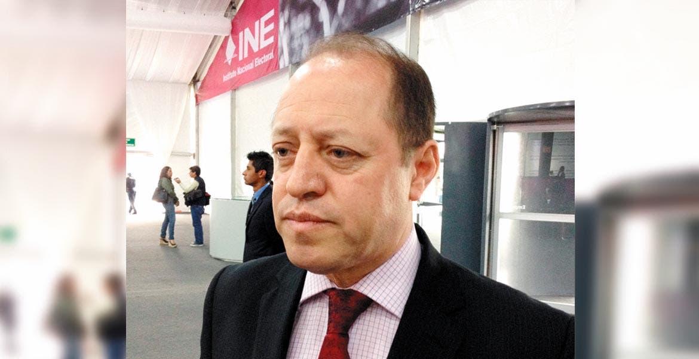 Marco Antonio Baños, consejero del INE
