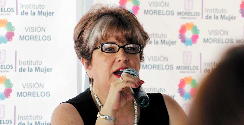 Sobre todo en la construcción de ciudades seguras, porque mientras se tengan deficiencias de alumbrado, (...), será complejo que las mujeres accedan a una vida libre de violencia.- Teresa Domínguez, directora del IMM