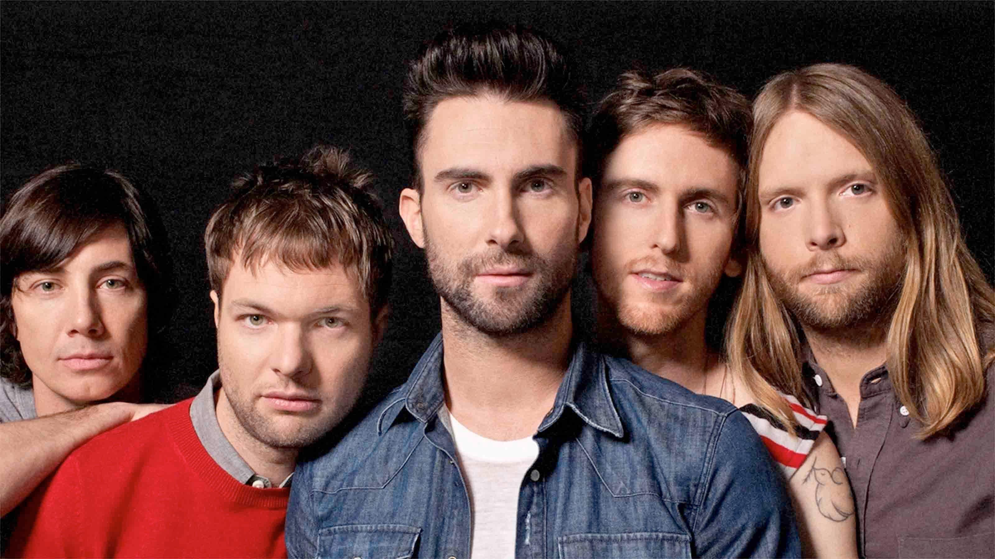 Maroon 5 regresa a México, anuncia concierto