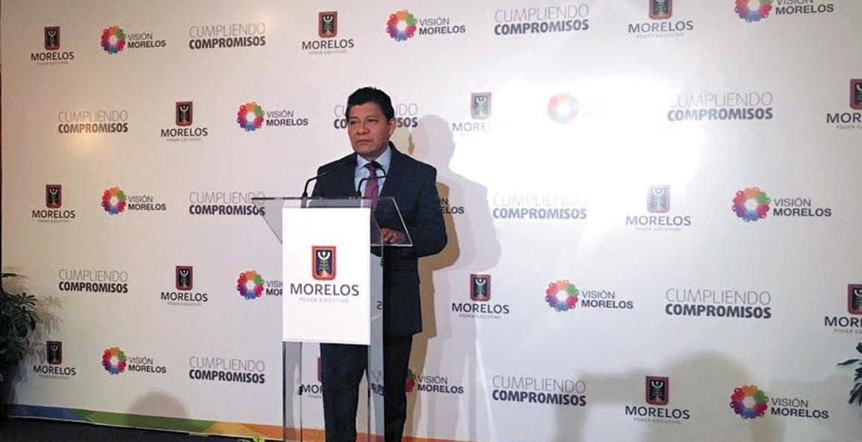 Conferencia. El secretario de Gobierno, Matías Quiroz, pidió a Ramón Castro Castro que denuncie formalmente cualquier delito del que tenga conocimiento.