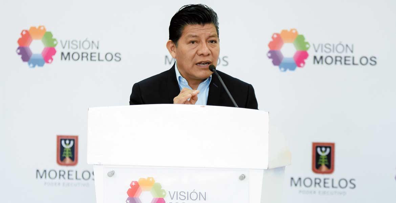 Mensaje. Matías Quiroz Medina, secretario de Gobierno, aseguró que el Mando Único en la capital ha reducido delitos de alto impacto, así como el secuestro y la extorsión.