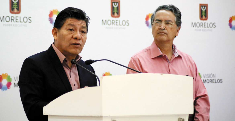 Preocupación. Matías Quiroz, secretario de Gobierno, dijo que las finanzas de la máxima casa de estudios están en crisis.
