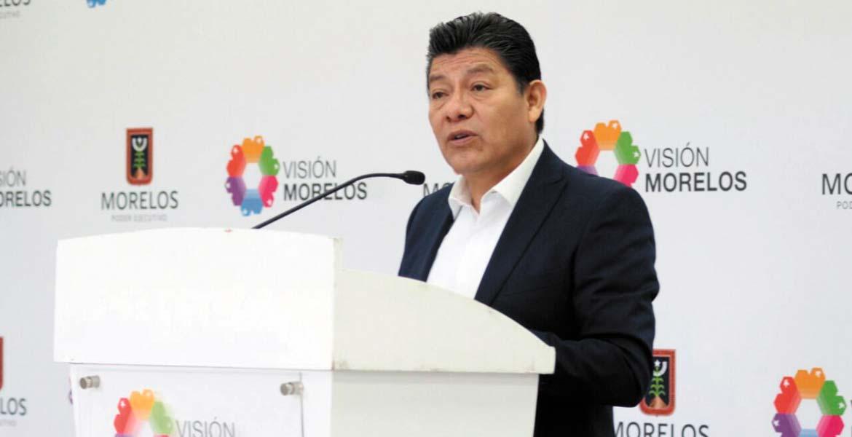 Aviso. El secretario de Gobierno, Matías Quiroz, explicó sobre el resguardo de inmuebles municipales y rechazó que haya solicitud para cambio de jefe de SSC.