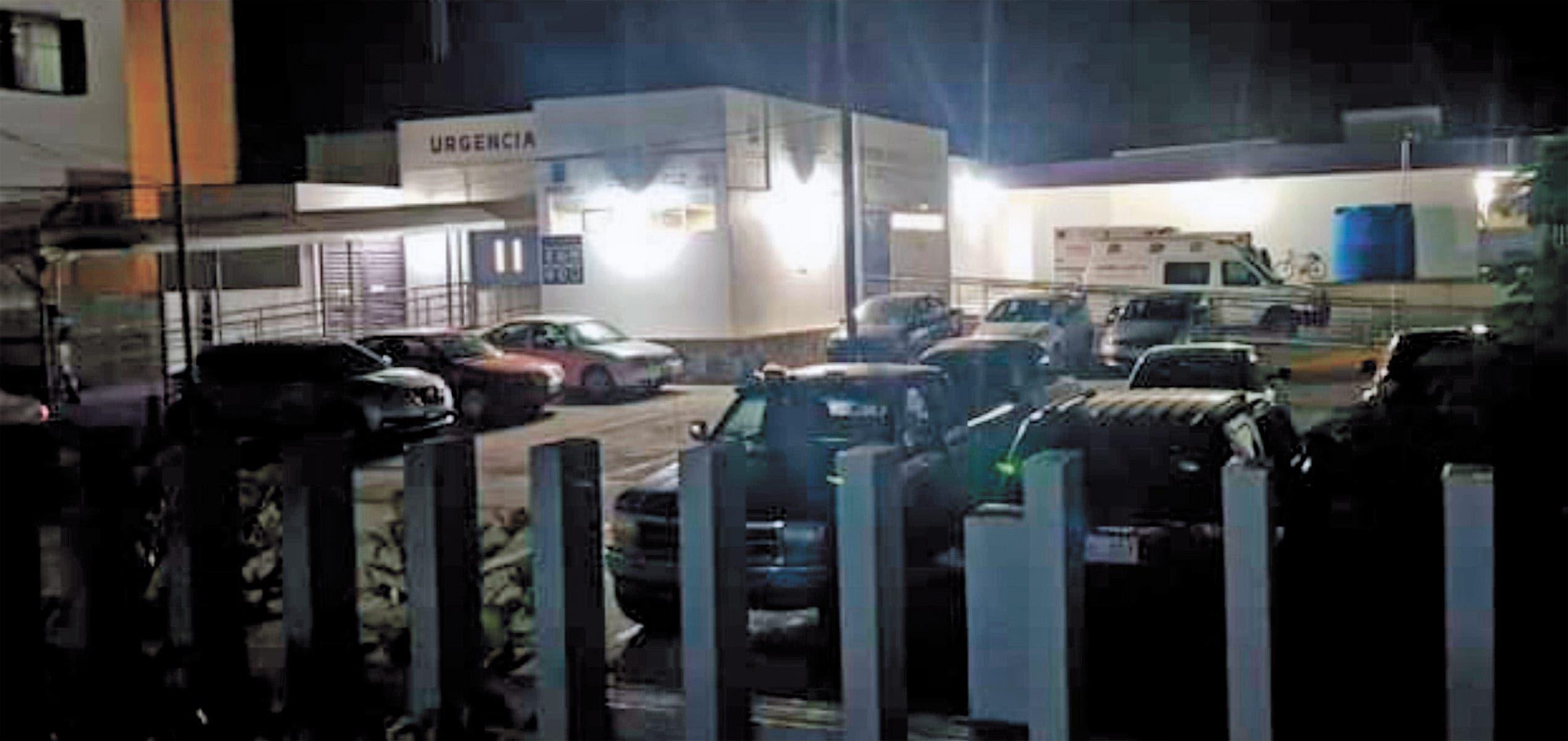 Fallece un hombre dentro de hospital en Tlaquiltenango