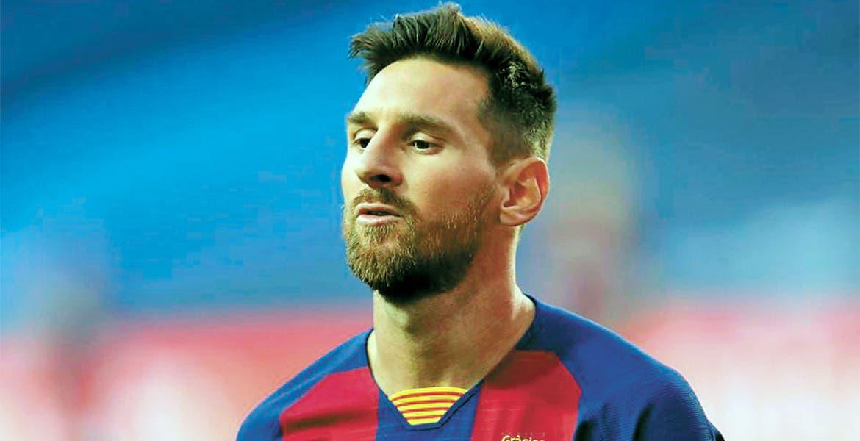Se la juega Barcelona sin Messi
