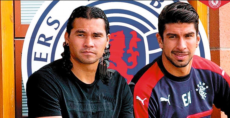 Herrera y el Gullit Peña no pueden evitar la derrota del Rangers