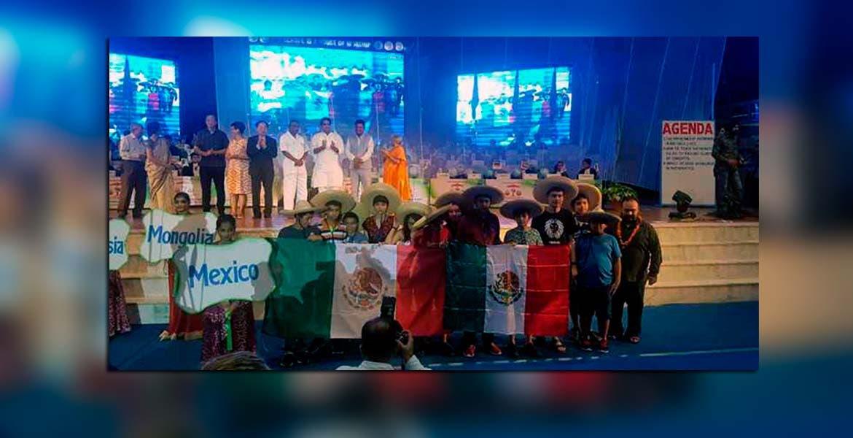 Destacan niños mexicanos en competencia mundial de matemáticas