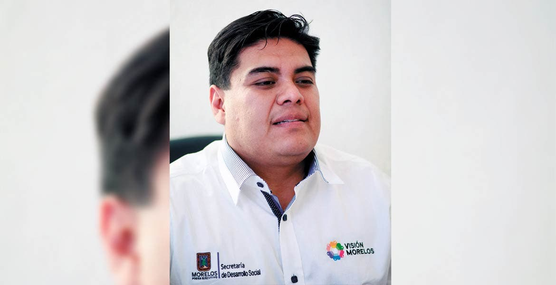 Miguel Rivera Nájera, Dir. de Asuntos Migrantes de Sedeso.