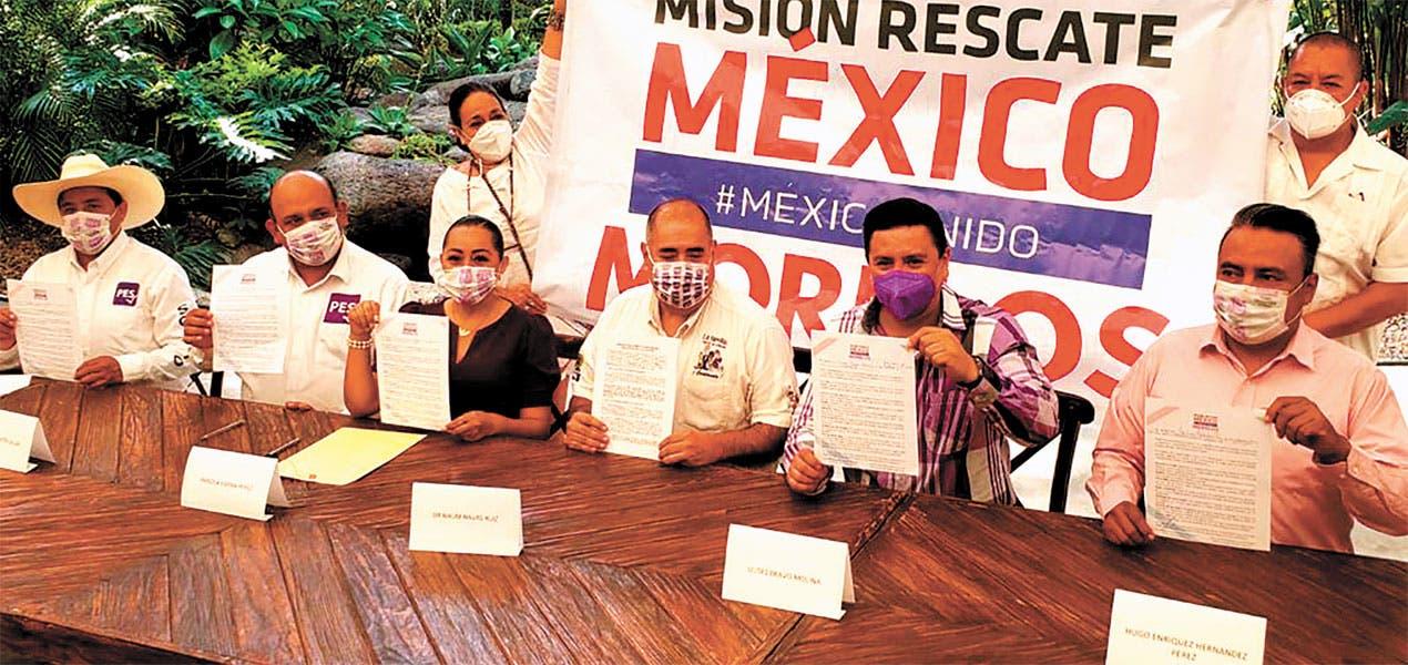Moisés Agosto refrenda en Morelos su compromiso con...