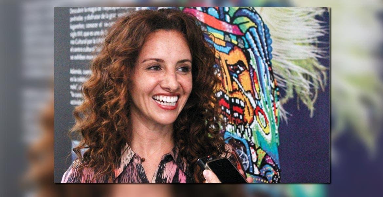 Mónica Reyes Fuchs, secretaria de Turismo