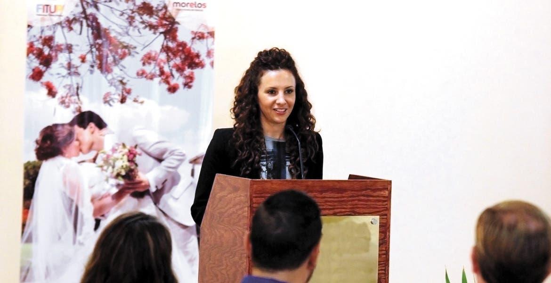 Cursos. La secretaria de Turismo, Mónica Reyes Fuchs, aseguró que la capacitación se brindó en conjunto con la Canaco.