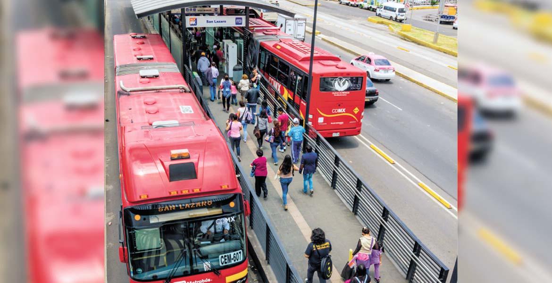 Ventajas. El transporte público sustentable en México se encuentra en pleno desarrollo y los sistemas BRT han sido aceptados en nuestro país, debido a su bajo costo, rápida implementación y grandes beneficios en movilidad.