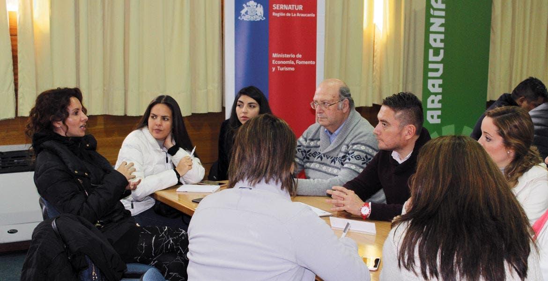Participación. La secretaria de Turismo, Mónica Reyes Fuchs, aseguró que los proyectos en la entidad han sido respaldados por el Gobierno de la República.
