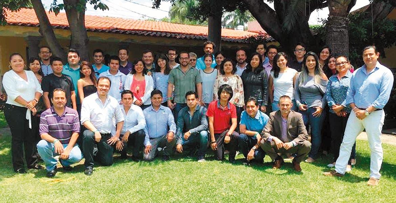 Encuentro. El Patent Weekend reunió a estudiantes de diferentes instituciones, quienes durante 50 horas presentaron sus proyectos.