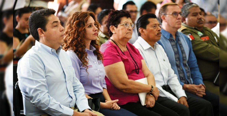 Mensaje. Mónica Reyes Fuchs, secretaria de Turismo, aseguró que la posición estratégica de la entidad ha sido clave para el repunte en el sector.