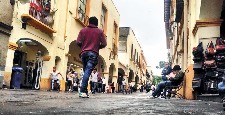 Prevenir. En estos días de lluvia, los Servicios de Salud de Morelos llaman a la población a evitar mojarse y mantenerse con ropa o calzado húmedos,