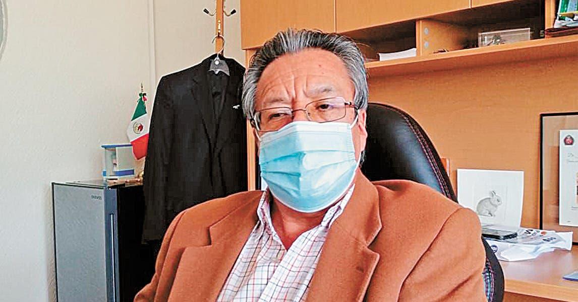 Con éxito. Mario Ordoñez, secretario académico de la UAEM.