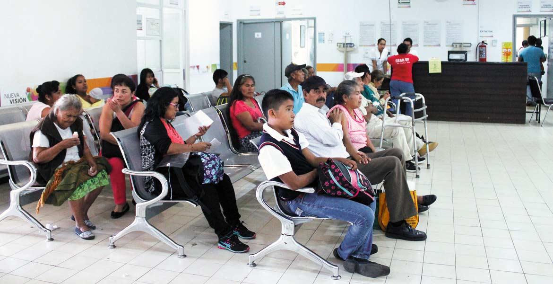 Cuentas claras. La organización civil Aregional calificó en buen lugar a Morelos por la transparencia mostrada en su gasto para el rubro de la salud.